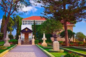 The Shrine of Bahá'u'lláh